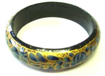 Bangle - Hand crafted ethnic  Indian - Blue