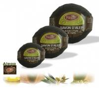 <!--022-->Aleppo Nigella  Oil Soap 100g - Najel (042)