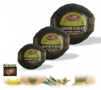 Aleppo Nigella  Oil Soap 100g - Najel (042)