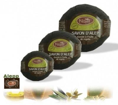 <!--022-->Aleppo Nigella  Oil Soap 100g - Najel