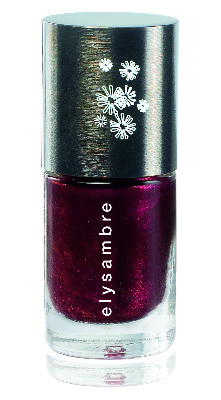 Elysambre Nail Polish Pearly Plum (15)