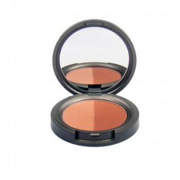 Blusher - BWC Duo compact - Caramel Fudge