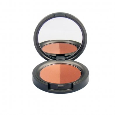 Blusher - BWC Duo compact - Caramel Fudge (NS)