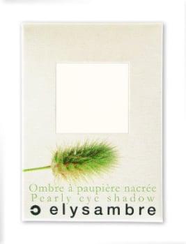 Elysambre Eyeshadow  Pearly white (025)