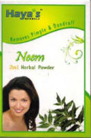 Neem Powder for hair - Dandruff control - Haya