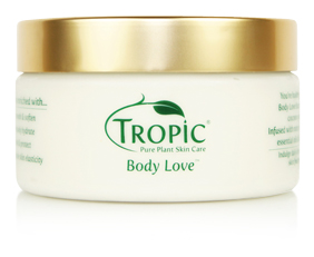 Body Love Butter Cream 200ml - Tropic Skin care