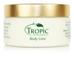 Body Love Butter Cream 200ml - Tropic Skin care