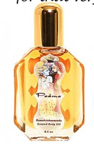 <!--003--> Rose, Jasmin & Clove Attar natural perfume oil  - PADMA
