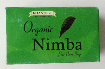 Neem Natural  Soap 100g - Nimba