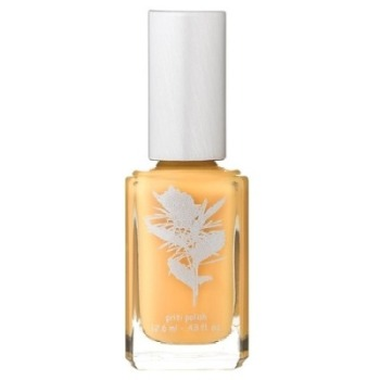 Priti NYC Nail Polish - Yellow -  LAMPSHADE POPPY
