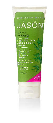 Hemp Hand & Body Lotion - Jasons Organic