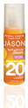 Sunblock  for Face SPF20  128g - Jasons's