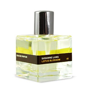 Susanne Lang - Layers  Perfume - delicate  Lotus Blossom