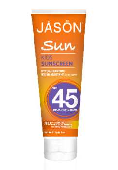 Sunblock for Kids  SPF45  113g - Jasons's