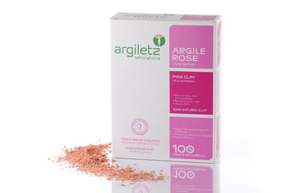 Argiletz - Pink Clay ( Rose) Ultra-ventilated for delicate skin- 200g