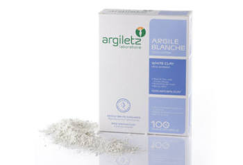 Argiletz - White Clay Ultra-ventilated - Neutral  200g