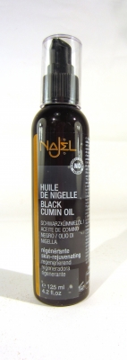 Najel - Nigella Maggage Oil - Black Cumin - 125ml