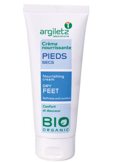Argiletz - Nourishing Cream - Dry feet - 75ml