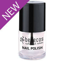 Natural Nail Polish - Benecos - Crystal - 9ml