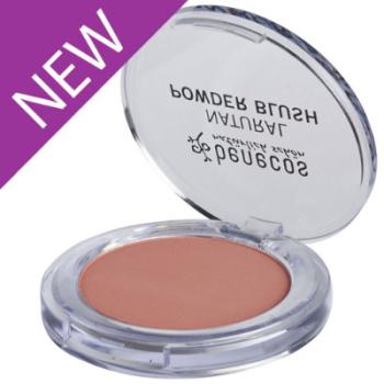 Blusher Compact  - Natural - Sassy Salmon - Benecos