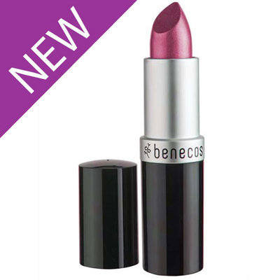 Lipstick - Natural - HOT PINK- Benecos