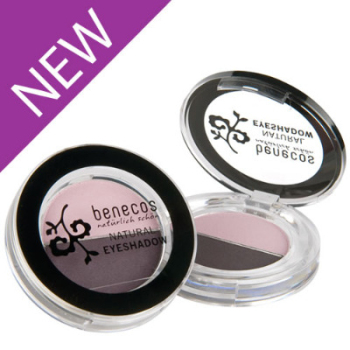 Benecos Quattro Natural Eyeshadow - FRUITS - 8g