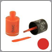 BWC Nail Polish - Tangerine