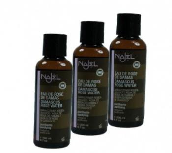 Damascus Rose Water -  Skin Refresh  - 200 mls - Najel