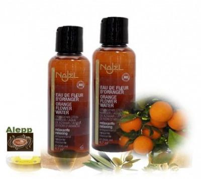 Damascus Orange Blossom Water -  Skin Refresh  - 200 mls - Najel