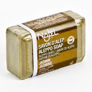 Aleppo Jasmine Soap  100g - Najel (022)