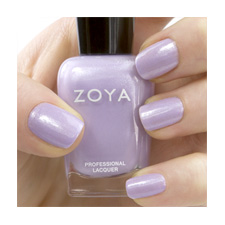 Zoya Nail Polish  - JULIE chemical & odour free