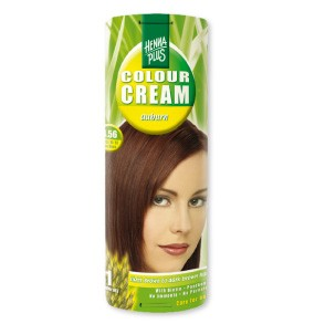 Colour Cream By Hennaplus - Chemical free