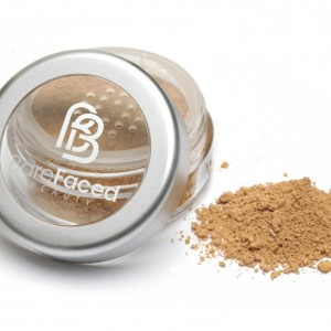 Setting Powder  Mineral Makeup - CINNAMON Barefaced Beauty
