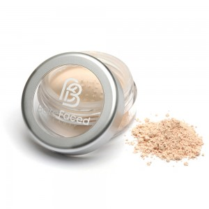 Setting Powder Mineral Makeup - ENGLISH ROSE Barefaced Beauty