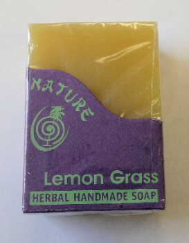 Lemon Grass Herbal Handmade Soap