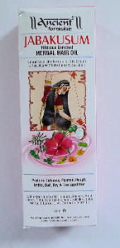 Hibiscus Enriched Perfumed Hair Oil