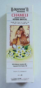 Jasmine Enriched Perfumed Hair Oil