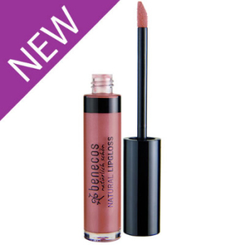 Lip Gloss - Natural - APRICOT - Benecos