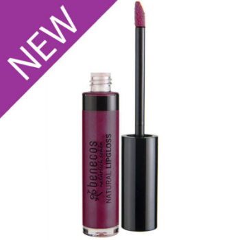 Lip Gloss - Natural - ROSE GARDEN - Benecos