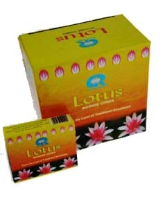Lotus Flower Incense Cones 10 cones
