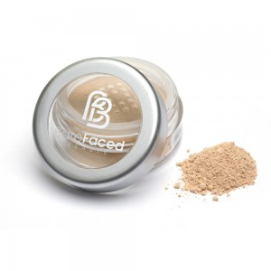 Foundation Mineral Makeup - INNOCENT Barefaced Beauty
