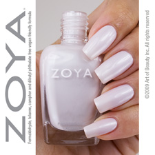 Zoya Nail Polish  - Christina - chemical & odour free