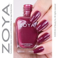 Zoya Nail Polish  Tosca (red)