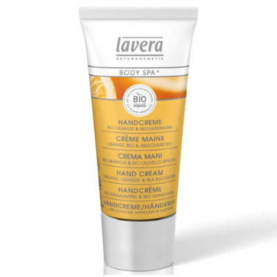 Lavera Body Spa Hand Cream - Orange Feeling - mini