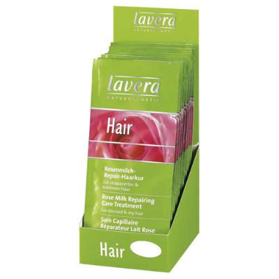 Rose Milk Repairing Care Treatment for Hair - Lavera