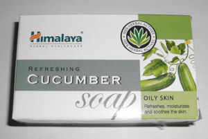 Soap - Cucumber - Ayurvedic - Himalaya Herbal