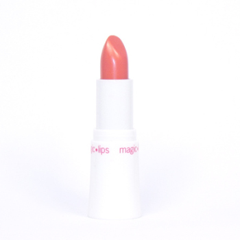 Lip Stain & Shine - Magic Lips - Peach turns to Bright Peachy Pink