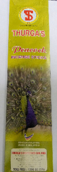 PEACOCK Thurga Incense Sticks