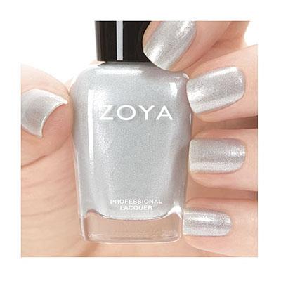 Zoya Nail Polish  - SERAPHINA (SILVER) - chemical & odour free