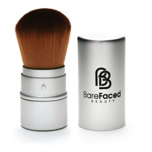 <!--006-->Kabuki Brush Deluxe Retractable - Barefaced Beauty